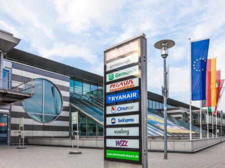 Flughafen Dortmund
