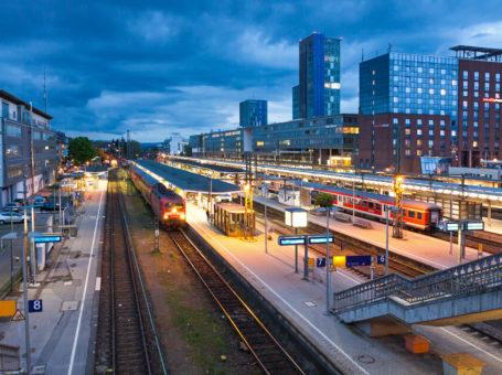Hauptbahnhof Freiburg im Breisgau