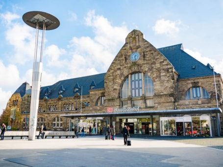 Bahnhof Leverkusen Mitte