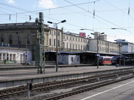 Hauptbahnhof Magdeburg