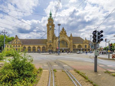 Hauptbahnhof Krefeld
