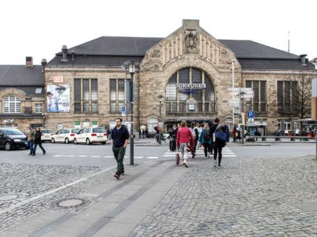 Hauptbahnhof Bielefeld